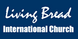 Living Bread Church Logo and Font